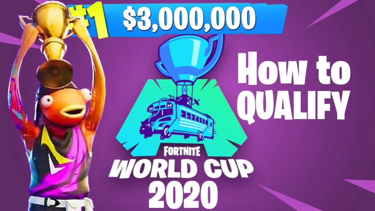 Fortnite World Cup 2020