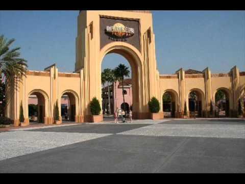 Universal Studios Orlando - Entrance Melody
