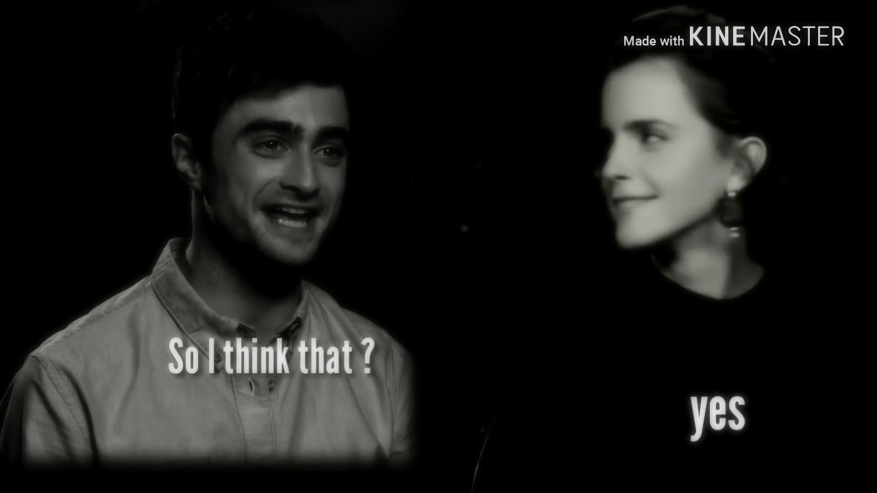 Emma Watson And Daniel Radcliffe - Youtube-1305