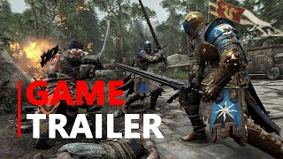 For Honor: Year 3 Season 1 - New Hero Vortiger Cinematic Reveal Trailer