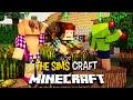 The Sims Craft Ep.10 - Começando Uma Nova Vida - Minecraft