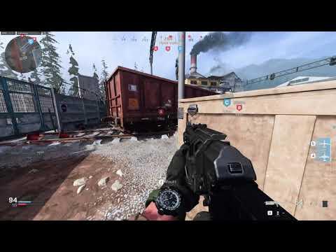 Modern Warfare | 28 Killstreak on Gun Runner (PP19 & AK47)