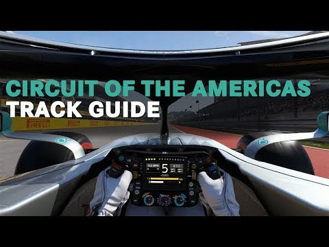 How to Handle a Hot Lap of COTA