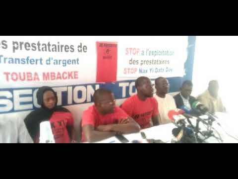 Touba : Les prestataires boycottent le transfert Wave