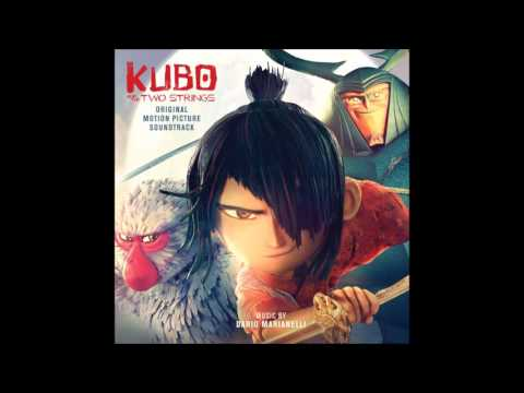 Kubo and the Two Strings OST 10 The Galleon Restored