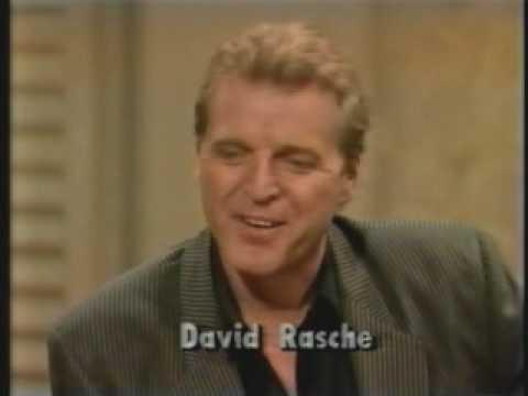 Sledge Hammer Interview (David Rasche)