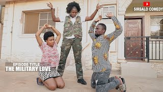 The Military Love - Sirbalo And Bae (Episode 11)
