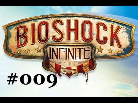 Let´s Play Bioshock Infinite #009 - Skyline Action und Scharmützel mit Columbia´s Polizei