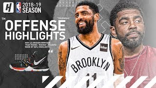 Kyrie Irving BEST Celtics Offense Highlights from 2018-19 NBA Season! Moving to Brooklyn? (Part 2)
