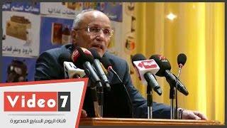 العصار: دور وزارة الإنتاج الحربى دعم وتسليح القوات المسلحة