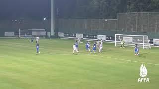 YO: Azərbaycan U-19 - Şimali Makedoniya U-19 2:1