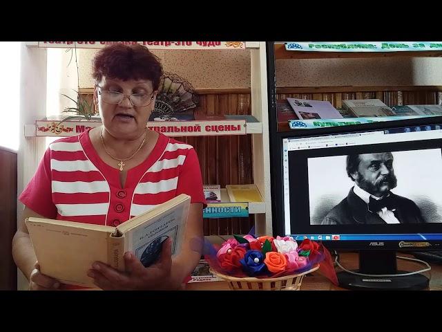 Изображение предпросмотра прочтения – ТатьянаПолякова читает произведение «Обломов» И.А.Гончарова