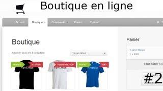 Tutoriel : créer une boutique en ligne facilement : #2 Installer le theme/plugin | By NewDzign