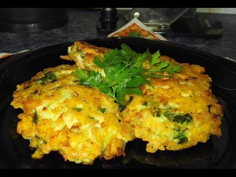 Рубленые куриные котлеты с сыром - вкуснотища!