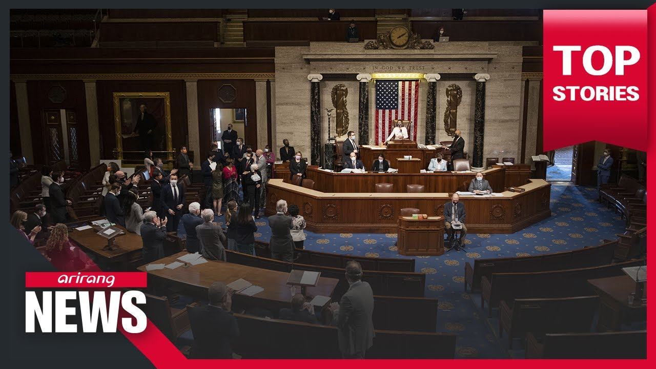 House passes $1.9 trillion Covid relief bill, sends it to Biden to sign