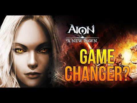 Aion: A New Dawn  Is 60 An Entirely New Aion Experience?