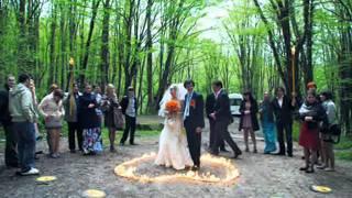 Юлия и Евгений. Свадьба - квест игра - Аллоды. Сочи 2011.