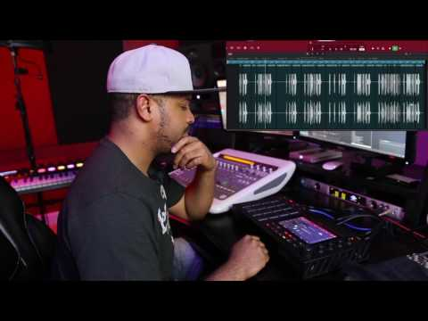 Wu-Tang Hip Hop | MPC Live 2.0 Beat Making Review | Aquatic Soul 2