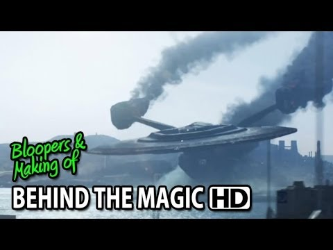 Star Trek Into Darkness (2013) Behind the Magic - The Visual Effects