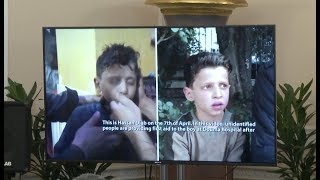 Video about Syrian Boy Victim of 'Chemical Attack' is Fake: Russian Ambassador