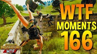PUBG Funny WTF Moments Highlights Ep 166 (playerunknown's battlegrounds Plays)