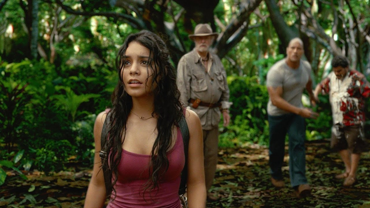Journey  The Mysterious Island Official Trailer  Dwayne Johnson Vanessa Hudgens  Hd