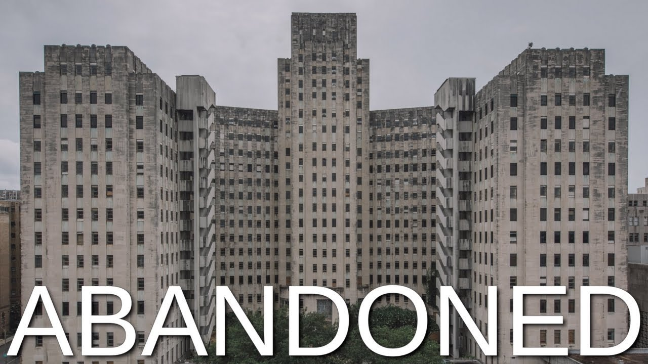 Download Abandoned - Charity Hospital