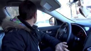 Авто обзор Тест драйв, Анти тест драйв Infiniti FX35 2008 3 5 307 л с