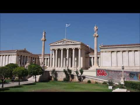 Athens Street Tour