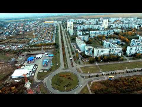 Новокузнецк, над Ильинкой