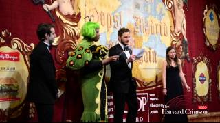 2015 Hasty Pudding Theatricals' Man Of The Year