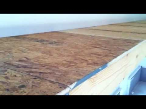 Garage Storage Shelve, Platform, Loft, etc... - YouTube