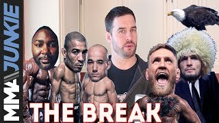 The Break: UFC on ESPN+ viewer experience, Khabib's anti-bullying PSA, Cejudo's drone video