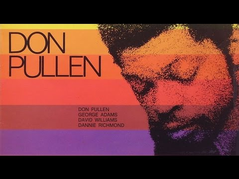 Don Pullen Featuring Sam Rivers Capricorn Rising