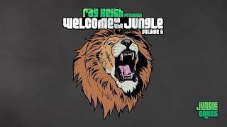 Ray Keith Presents: Welcome To The Jungle Vol 6 - The Ultimate Jungle Cakes Drum & Bass Compilation