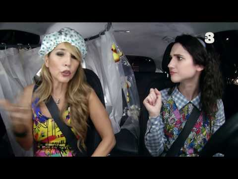 Singing in the car | Jo Squillo