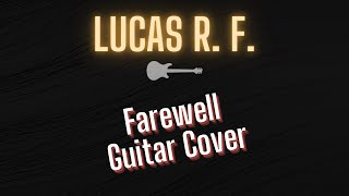 Farewell - Jorn Viggo. Pagan's Mind Guitar Cover