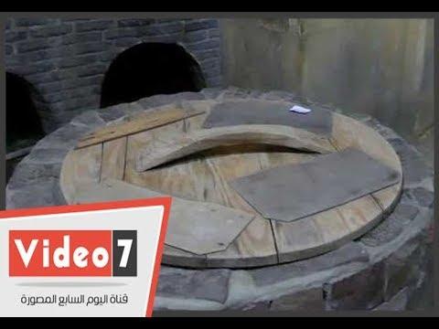 بئر مسطرد.. المسيح يواصل معجزاته ويضرب بقدمه ويفجر عيوناً فى الحجر  - نشر قبل 12 ساعة