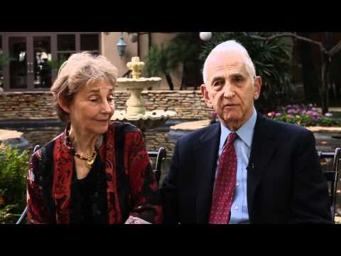 Most Dangerous Man: PBS Press Tour - Interview with Daniel and Patricia Ellsberg