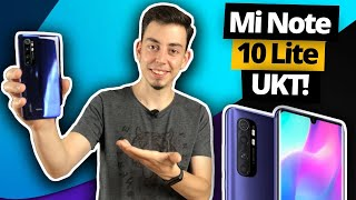 Xiaomi Mi Note 10 Lite Uzun Kullanım Testi - Tam da olduğu gibi!
