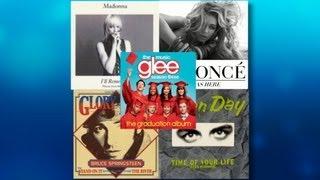 Glee Season 3 Finale Graduation Album Tracklisting