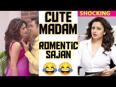May I Come In Madam  Mr. Sajan or madam ke full comedy scenes  Full episode   #Shorts
