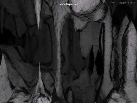 Procedural Infinite 3D Cave Generation