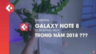 Đánh giá chi tiết Galaxy Note 8 sau 1 năm: hiệu năng vẫn ĐỈNH mà giá xuống rất THƠM