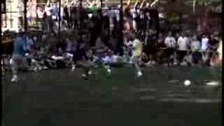 Steve Nash/Claudio Reyna Charity Soccer Match