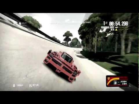 "The Monza Speedway - ""hidden"" High Speed Track in NfS Shift 2"