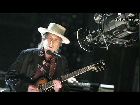 Bob Dylan charged with