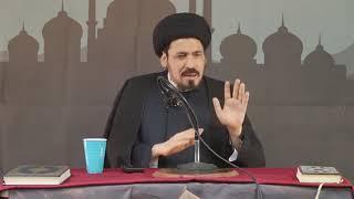 السيد منير الخباز - كل إنسان يحتاج إلى يعود إلى الفطرة والطفولة البريئة