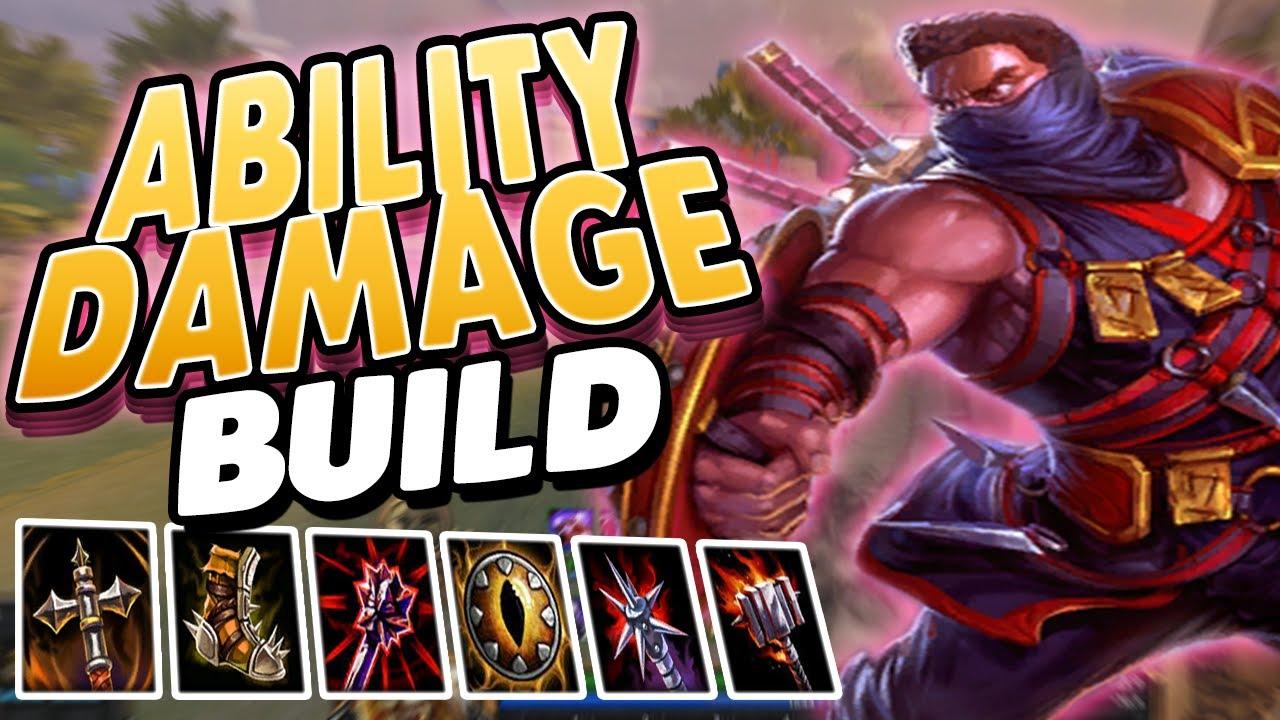 Smite Xbalanque Build Season