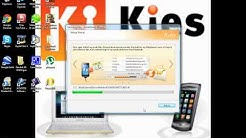 How To Download Samsung Kies On PC